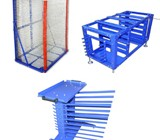 Screen Racks And Carts