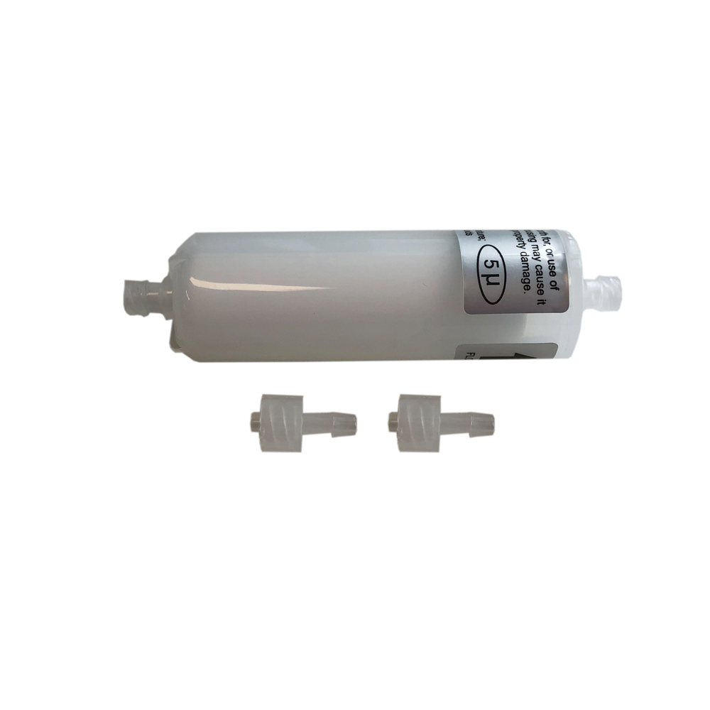 Limited Offer-80mm Ink Filter 5 Micron Resistant for Infiniti / JHF / Allwin / Phaeton / CrystalJet Solvent Ink Printers