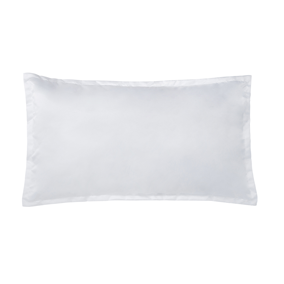 "US Stock-10pcs Plain White Peach Skin Soft Fine Sublimation Blank Pillow Case 18"" x 29.5"""