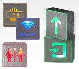 LED Indication Signs