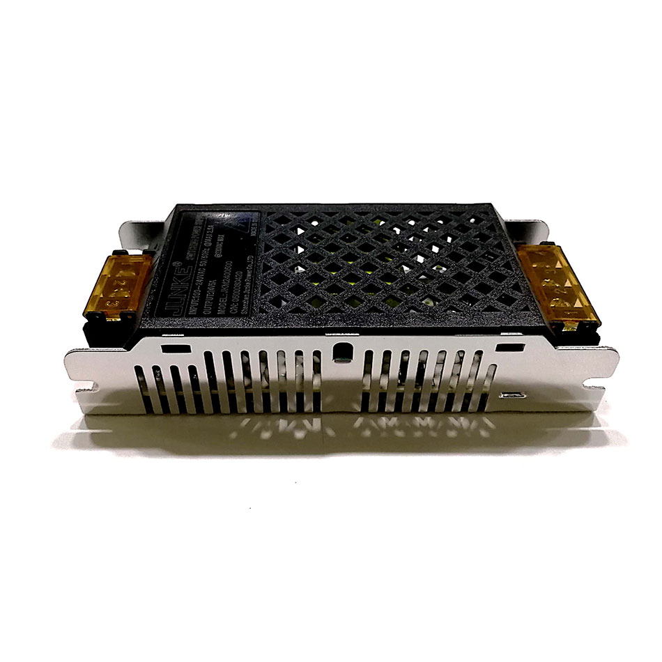 120W Non-Waterproof Aluminum Cover Universal Regulated LED Switching Power Supply (AC100V-240V to DC 12V 10A, for LED Module/LED Strip/LED Bar)