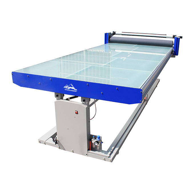 US Stock, 51in x 98in Flatbed Hot and Cold Laminator for Rigid & Flex Media