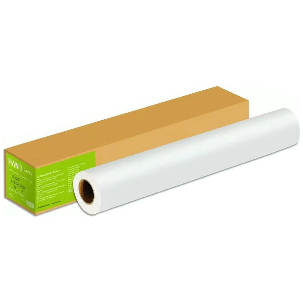 """US Stock 86g 44""""x328´ HanJi Dye Sublimation Paper for Heat Transfer Printing (Local Pick-Up)"""