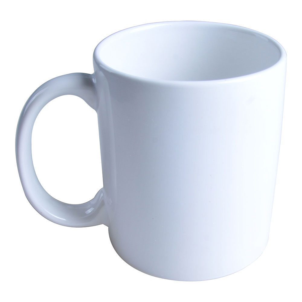 36pcs/carton Blank White Mugs A Grade 11OZ Sublimation Coated Mugs for Heat Press with Box(Local Pick-Up)