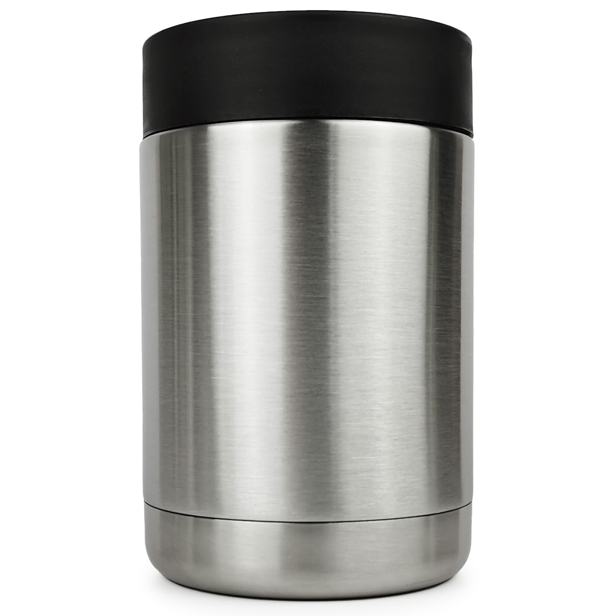 CALCA 12OZ Stainless Steel Beer Bottle Cooler Double Vacuum Insulated for Coke Cans