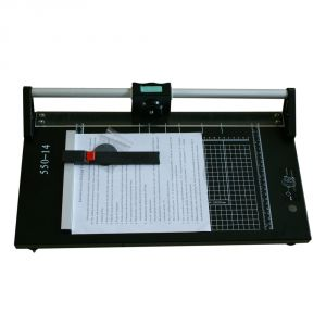 14 Inch Manual Precision Rotary Paper Trimmer, Sharp Photo Paper Cutter