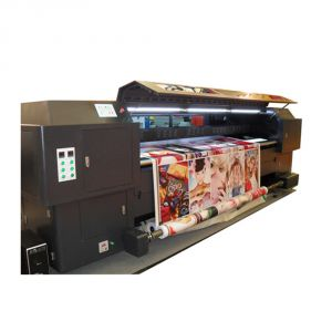 3.3M SD Series Synchro Double Side Solvent Large Format Printer (Konica512-42PL)