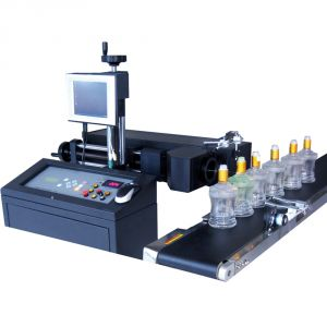"""4"""" x 4"""" (100mm x 100mm) Flying Green Laser Subsurface Engraver and Surface Marker"""