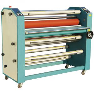 "43"" Cabinet Frame Full-auto Multi-function Double Sides Hot Laminator"