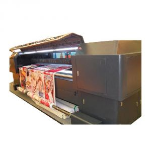5.2M SD Series Synchro Double Side Solvent Printer(Konica 42pl)