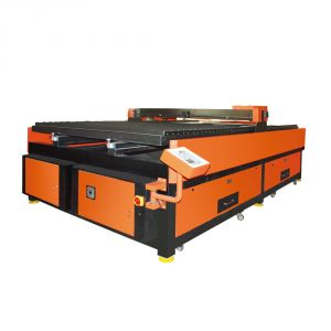 "79"" x 118"" 2030 Large Format Flatbed Laser Cutter, with Servo Motor"