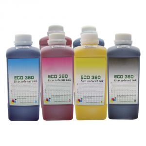 Compatible Roland ECO Solvent Ink