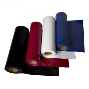 "19.7"" x 82´ Roll Flock Heat Transfer Vinyl"
