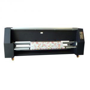 Digital Sublimition Heater for Inkjet Textile Printer-SR2500(2500mm Flag Making Machine)