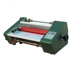 "340mm(13.4"") Double Sides Hot Photo Laminator"