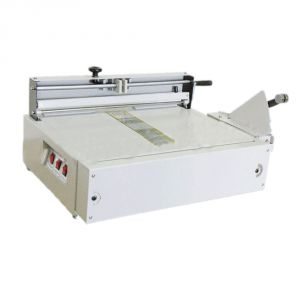 530*420mm Hard Cover Maker (Corner Cutting & Electric Edge Folding)