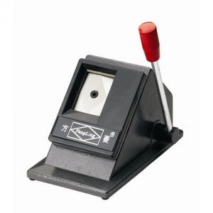Table-type ID Photo Punch Cutter