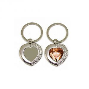 Sublimation Blank Key Chains