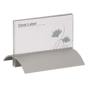 "New Al Desk Label 2.0""x3.9"" (52x100mm)"