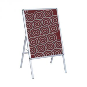 """Single-side Poster Stand 23.6""""×33.5"""" (600×850mm)"""