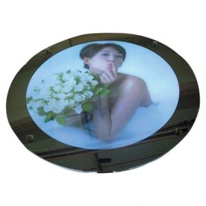 LED Lighting Acrylic Magic Mirror Light Box