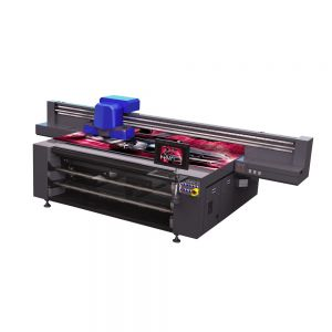 FBP-UV Series Wide Format UV Flatbed and Roll inkjet Printer