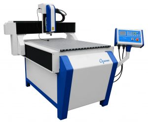 "25.6"" x 35"" (650mm x 900mm) High Precision AD CNC Engraver Machine"