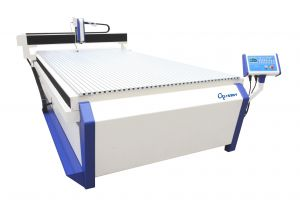 "59"" x 118"" 1530 High Precision AD CNC Router, with 2.2KW Chinese Spindle and Alu Slot System"