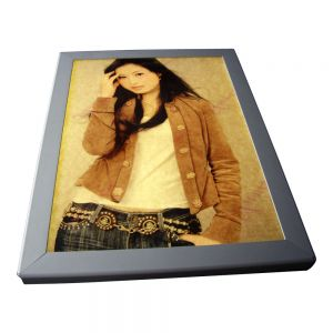 "A2 (23.4"" x 16.5"") Round Corner LED Slim Light Box (With Printing)"
