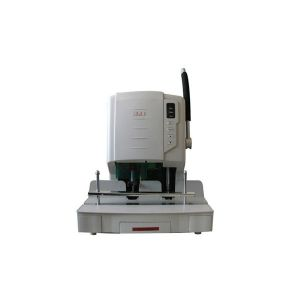 DC-9850E semi-auto bill binding machine