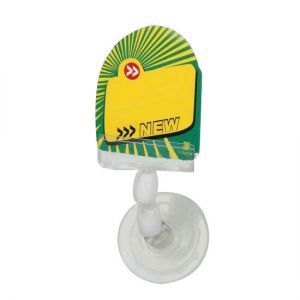 POP Plastic Suction Cup Clip For Display Poster