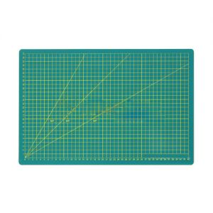 A2 Non Slip Printed Grid lines Cutting Mat (A level 3-Layer)