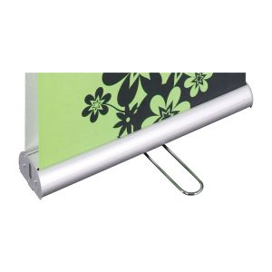 "39"" W x 79"" H Good Quality Double Sided Roll Up Banner Stand (Stand Only)"