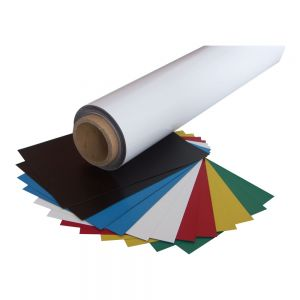 "23.6""(0.6m*30m) Printing Media Flexible Magnet with PVC"
