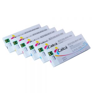 Sample-Calca Compatible 220ML Roland ECO-Sol Max Ink Cartridge - LM