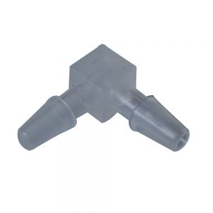 Two-way Tube Fitting For I.D 3.5mm / 3.7mm / 4mm  Tube