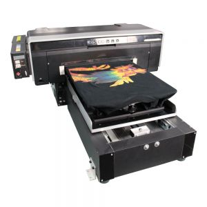 """11.7"""" x 16.5"""" A3 Size Calca DFP2000 T-shirt Flatbed Printer with Rip Software"""