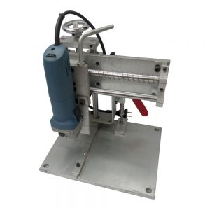 Electric Bending Slot Cutting Machine Tools for Metal Channel Letters
