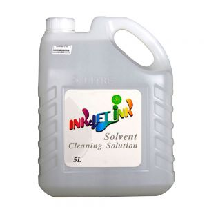 Large Format Outdoor Printer Solvent Ink Cleaning Solution