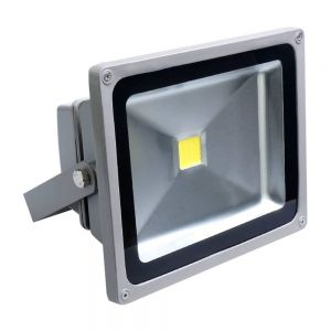 50W LED Flood Light Outdoor Landscape Waterproof Lamp, Input AC85-265 Volt