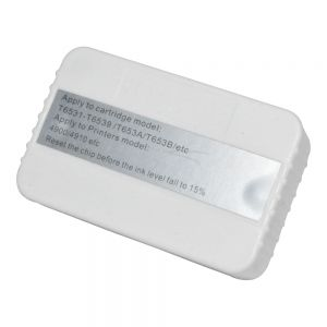 Chip Resetter for Epson Stylus Pro 4910 Refillable Ink Cartridge