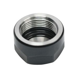 ER16 M22x1.5 N Series Collet Clamping Nut for CNC Milling Collet Chuck