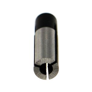 "N Series Collet Chuck Adapter for CNC Engraving Tool Drill Bit 6.35mm to 3.175mm (1/4"" to 1/8"")"