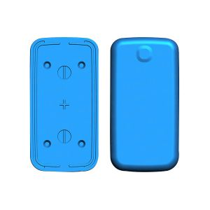3D Sublimation Mold for SAMSUNG S4 Phone Case Cover Heating Tool