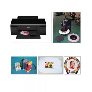 Plate Heat Press Kit
