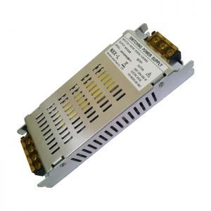 125W AC100V-240V to DC 5V 25A Non-Waterproof Metal Cover Universal LED Switching Power Supply(for LED Pxiel Lights)