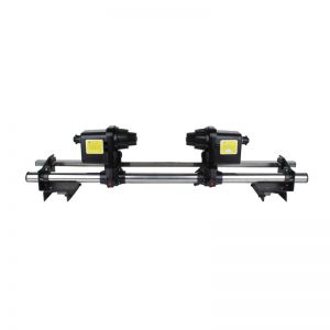 """64"""" Automatic Media Take up Reel SD64 Two Motors for Mutoh/ Mimaki/ Roland/ Epson Printer"""