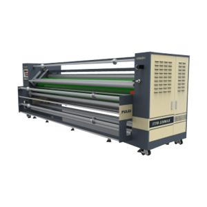 Roll-to-Roll Large Format Heat Transfer Machine 3300Pro (Oil-warming Machine)