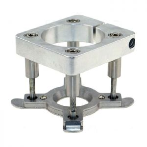 Diameter 65mm Automatic Fixture Clamp Plate Device for 800W Spindle Motor of CNC Router