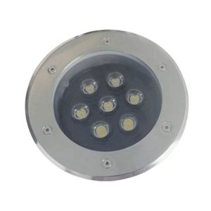 7X1W Underground LED Lamp